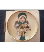 """Jan Hagara """"Noel"""" limited edition collectors plate - $45.00"""