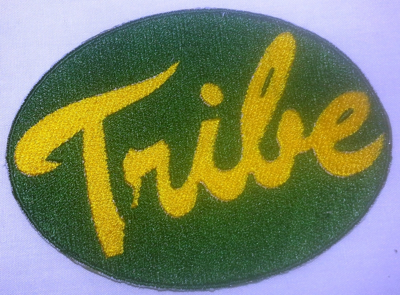 William And Mary Tribe Iron On Patch
