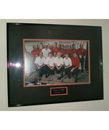 Ryan Newman Rusty Wallace Autographed Photo Framed Nascar - $179.99
