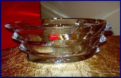 Baccarat zin zin coupe 300 bowl