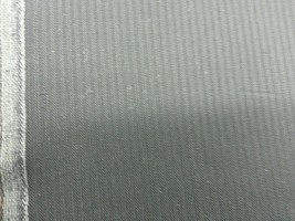 Navy Blue HeringBone Italian All Wool Worsted suiting fabric 4.1 Yards-M... - $54.44