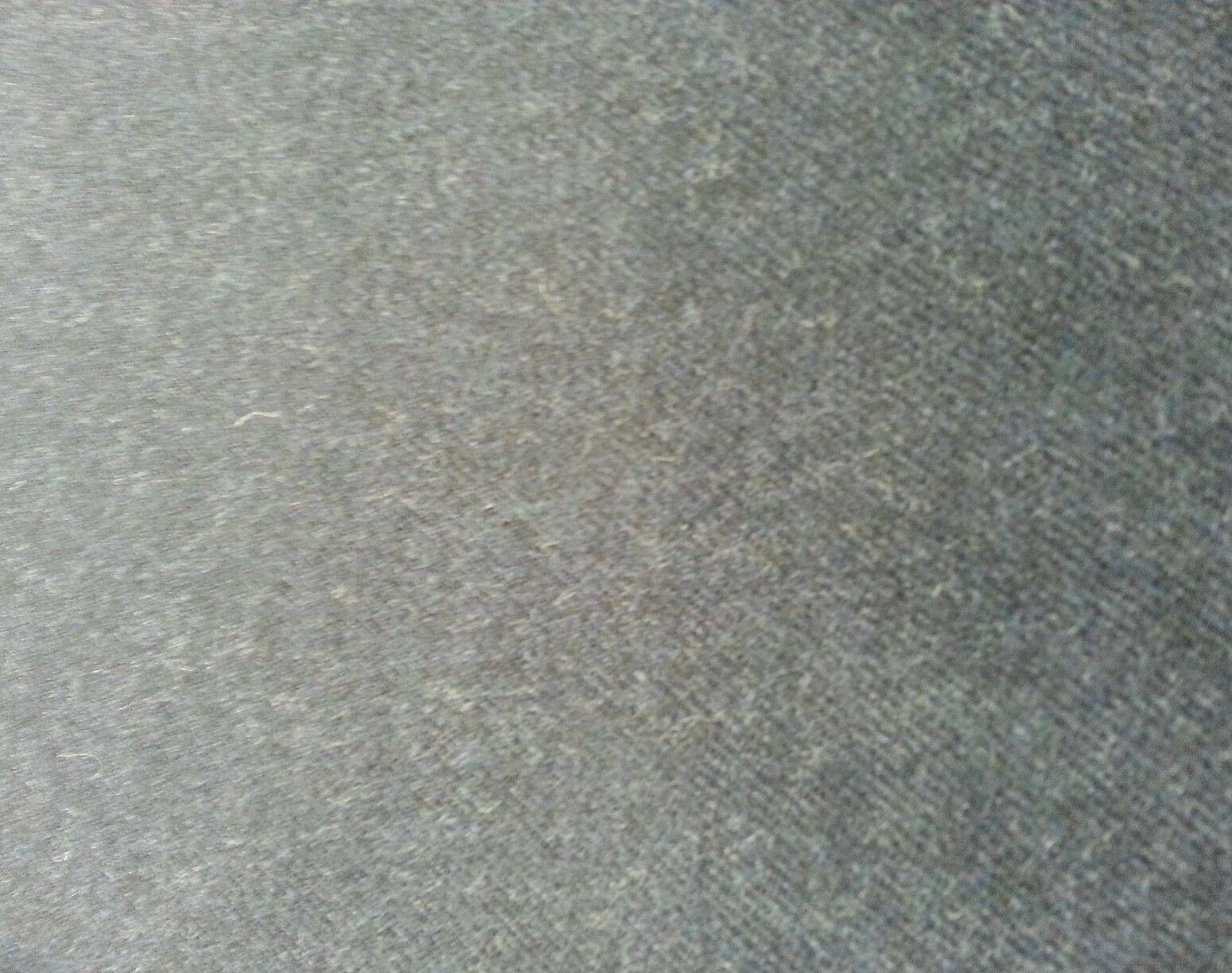 7 YARD  Blue GreyTropical 120'S ITALIAN FINE WOOL MSRP $899 USA SELLER!