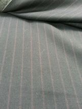5 YARDS SUPER120'S ITALIAN FINE LIGHTWEIGHT WOOL SUITING FABRIC MSRP $695 - $61.37