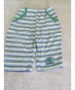 Carter's Green Stripe Pants 9 Months  - $2.99
