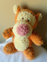 """Winnie the Pooh TIGGER Disney Baby Soft  9"""" Plush Animal Toy with Rattle... - $12.78"""