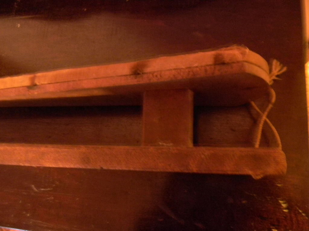 Primitive Antique Padded Sleeve Ironing Board