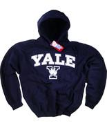 Yale Shirt Sweatshirt Hoodie T-Shirt University Golf Ring Pin Vintage Ap... - $34.99