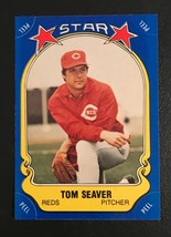 1981 Fleer Star Sticker Tom Seaver #49  REDS - $1.49