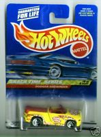 Hot Wheels Snack Time 016 Dodge Sidewinder Yellow VAR