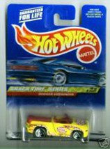 Hot Wheels Snack Time 016 Dodge Sidewinder Yellow VAR - $3.36