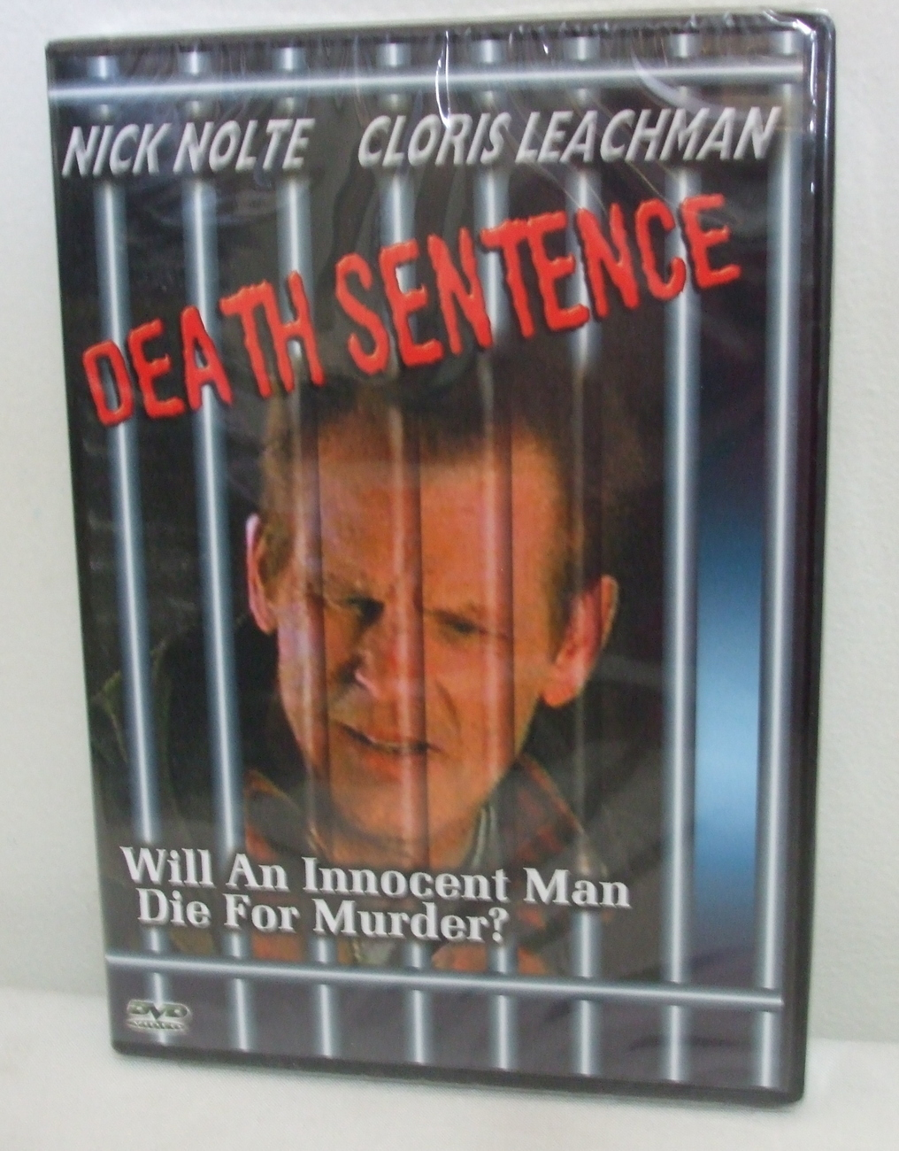 DVD New Death Sentence Nick Nolte and Cloris Leachman