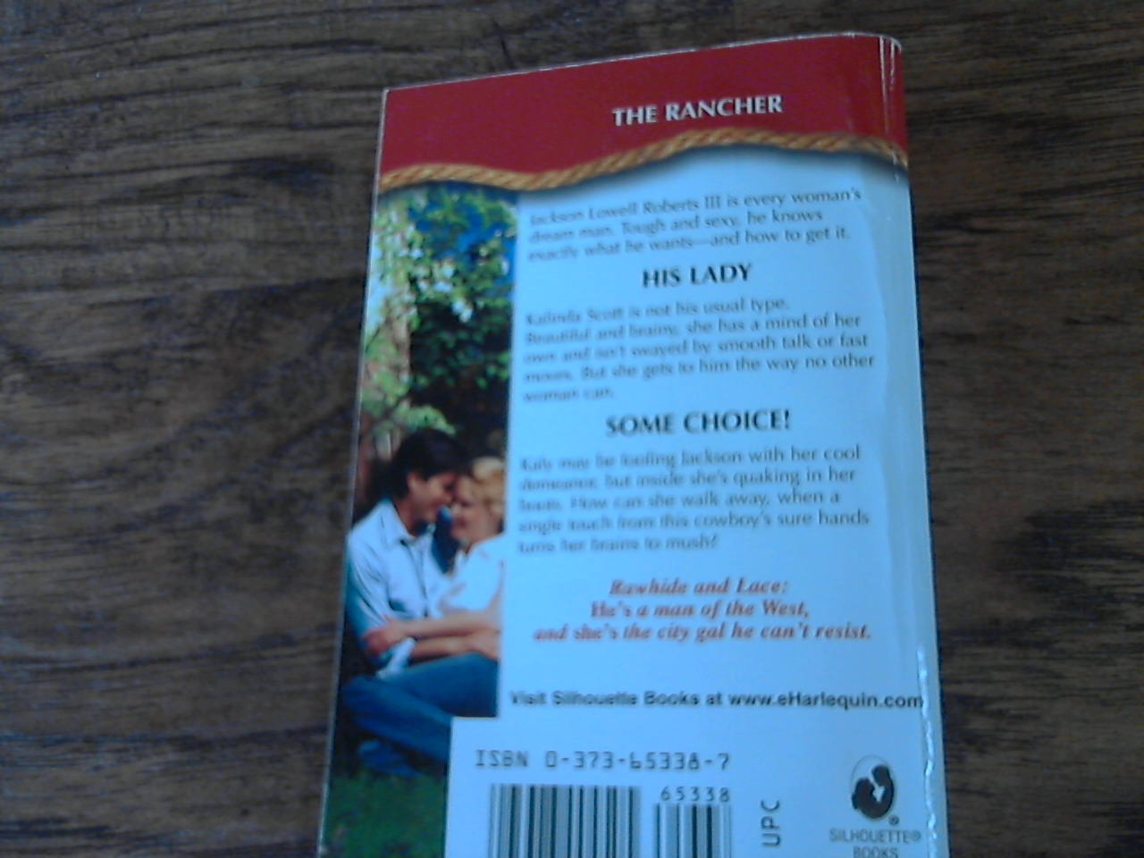 Rancher's Choice By Kylie Brant (1994 Paperback)
