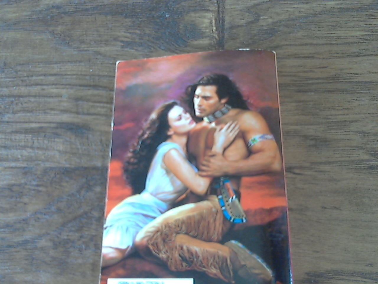 Red Sky Warrior By Genell Dellin (1996 Paperback)