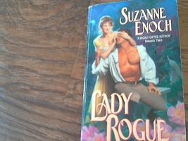 Lady Rogue By Suzanne Enoch (1997 Paperback) - $2.00
