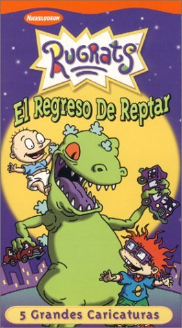 Rugrats: Return of Reptar [VHS] [VHS Tape] (2001) Elizabeth Daily; Christine ...