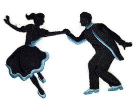 BeyondVision Let's Dance Custom And Unique Embroidered [Swing Silhouette... - $7.91
