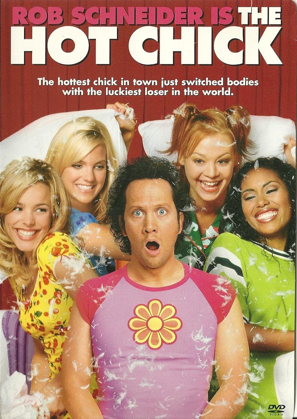 Hot chick dvd rob schneider anna faris   b  1