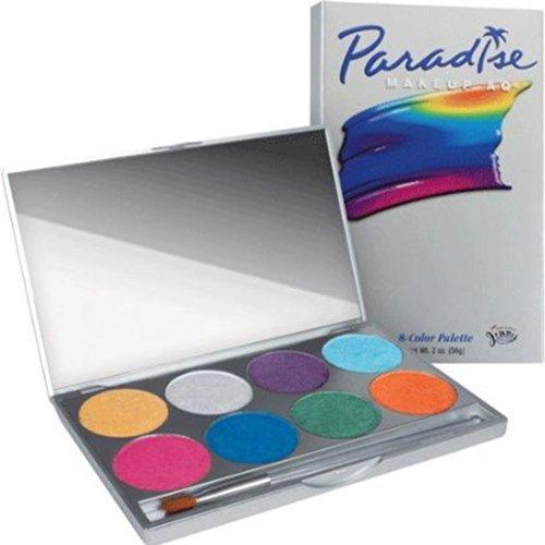 808 (Pastel) Paradise Palette 8 Color [Misc.]