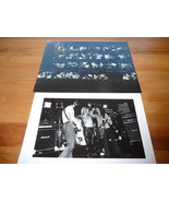 Iggy Pop Contact Sheet 1993 American Caesar Photograph  - $39.99