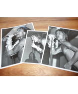 Iggy and The Stooges Vintage Photographs 8 x 10 Original Funhouse Raw Power - $34.99