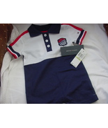 Tommy Hilfiger 85 Racing Navy/red/White One Piece Infants 3-6 mo NWT - $19.99
