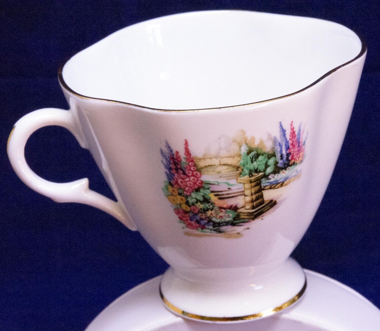 Vintage (1950s) Windsor Bone China (England) Teacup (No Saucer)