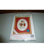 Vintage Needle Treasures The Spirit of Christmas Counted Cross Stitch Ki... - $39.00