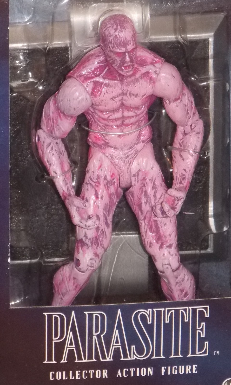 DC Direct Justice League Parasite Figure New In The package
