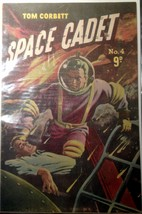 Tom Corbett Space Cadet # 4 1953 Austrilian Edition VERY FINE - $99.99