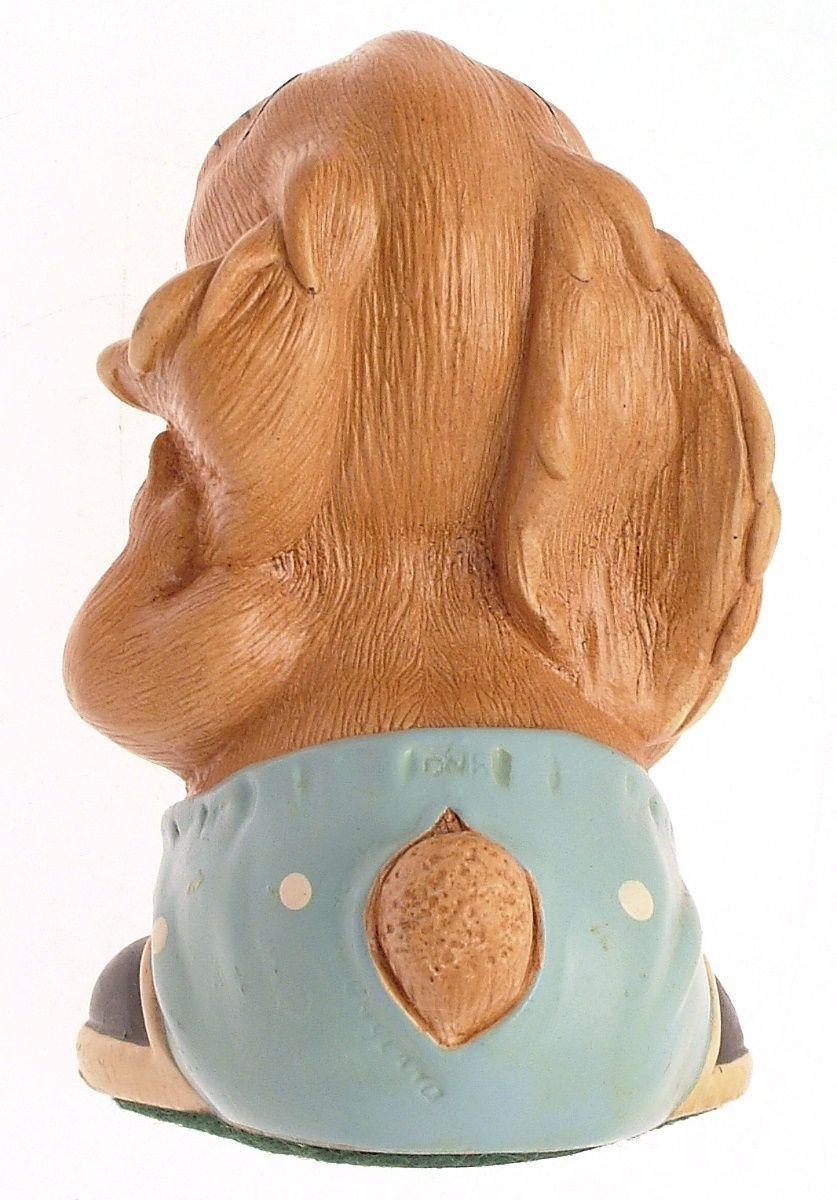 Pendelfin Jingle stonecraft rabbit figure by Doreen Noel Roberts