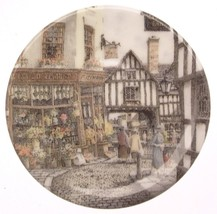Bradford Exchange Centenary collection miniature plate The Flower Shop C... - $11.37
