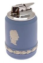 c1970 Wedgwood blue jasper lighter Julius Caesar CLT775 - $64.73