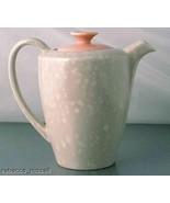 c1950 Poole Peach Blossom and Seagull Coffee Pot C97 - $65.73