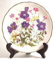 Royal Albert Meadow Pinks from Britains Wild Flowers by Jo Hague CP513 - $40.84