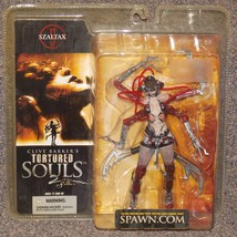 2002 McFarlane Toys Tortured Souls SZALTAX Figure New In The Package - $29.99