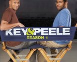 Key & Peele season 1 on DVD - from Comedy Central