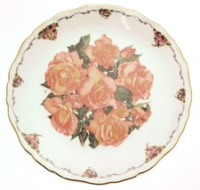 Royal Albert Elizabeth of Glamis Queen Mothers Favourite Flowers CP2235 - $32.01