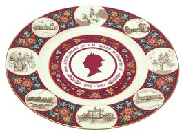 Coalport 40th Anniversary of the Succession to the Throne of HM Queen - £51.97 GBP