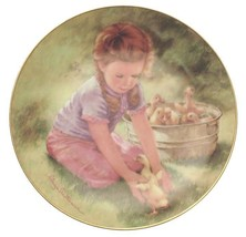 Hamilton Collection Last One In The Magic of Childhood plate CP1672 - $63.43