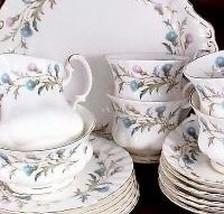 Royal Albert Brigadoon Sugar Bowl - $32.01