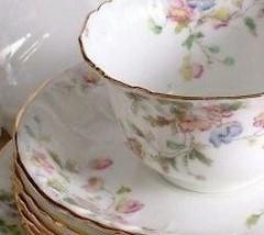 Adderley Floral Pattern 6824 Milk Jug - $51.08
