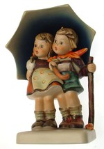 c1957 HUM71 Stormy Weather figurine or Under One Roof figurine - NEGR55 - $621.01