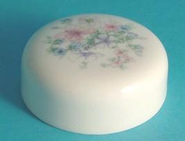 Wedgwood lid - pattern is Angela - A5 - $32.36