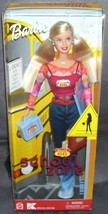 Barbie Route 66 SCHOOL ZONE Doll Kmart Special Edition NEW! 2001 - $29.96