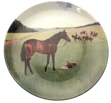 Coalport Riding Out Susie Whitcombe Life of a Thoroughbred plate cp2 - $46.57
