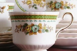 Royal Stafford Dovedale Cup and Saucer - $36.43