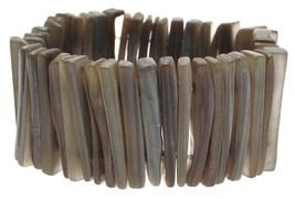 Shell Bracelet Shell Stretch Bracelets Shell Jewelry Shell Jewellery Gr... - $14.36
