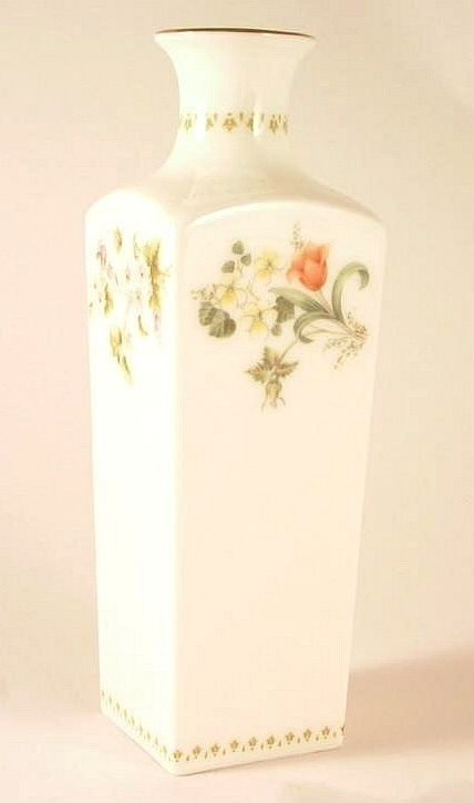 Wedgwood Mirabelle 5 Inch Square Bud Vase And 50 Similar Items