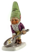 c1970 Goebel 503 Bit the Bachelor gnome figurine - 7.5 inches - NEGR111 - $138.97