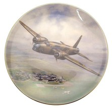 Royal Doulton First Flight of the Wellington plate Jim Mitchell LE 9500 ... - $45.60